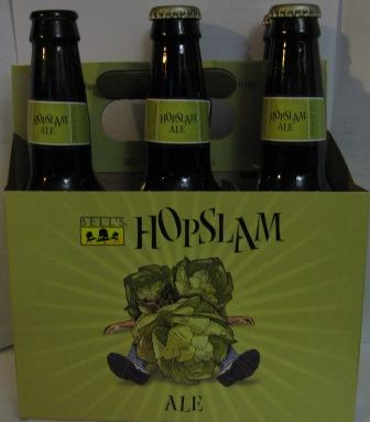 Hop Slam Hoppy Ale