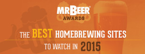 Awards of the top 2015 homebrew blogs towatch.